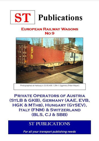 Cover of FW09 - Private Operators All Types