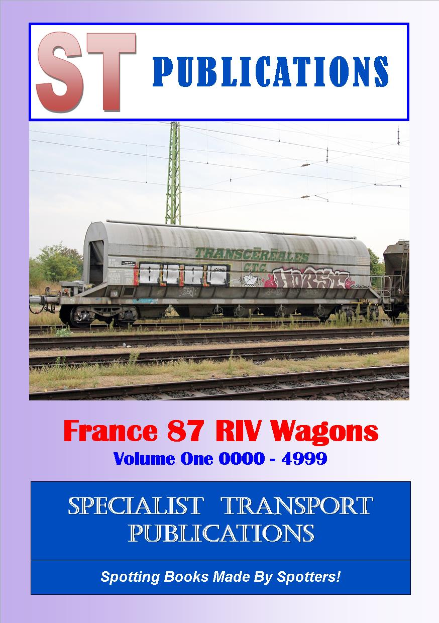 Cover of French Wagons Volume One 0000 - 4999