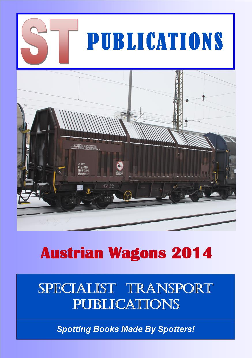 Cover of Austrian Wagons