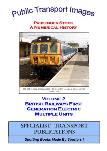 Cover of No 2 - First Generation Electric Multiple Units