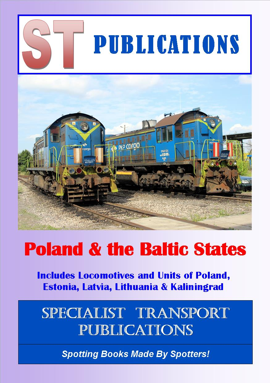 Cover of Poland and the Baltic States 2015