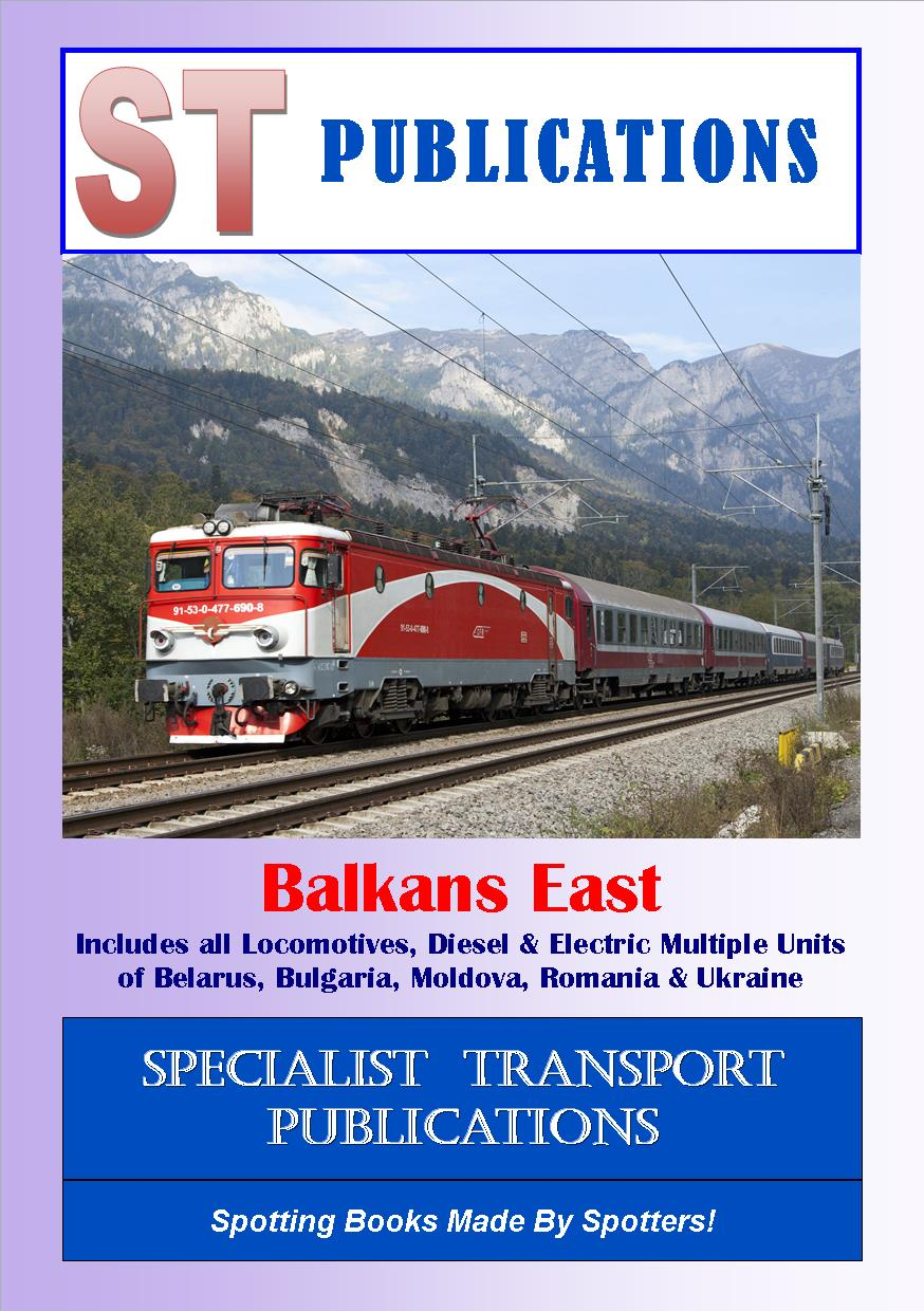 Cover of Balkans East