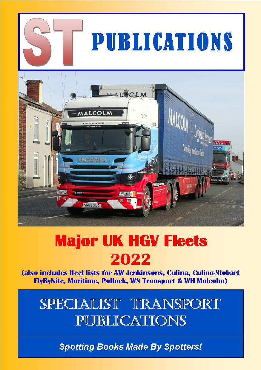 Cover of Eddie Lorry Fleet 2018