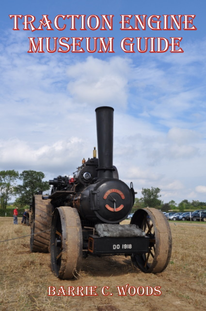 Cover of Traction Engine Museum Guide 2015