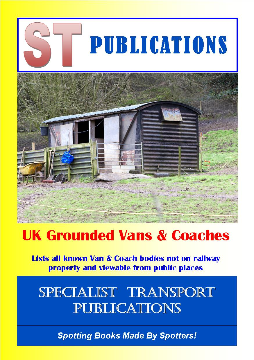 Cover of Grounded Vans and Coaches 2017