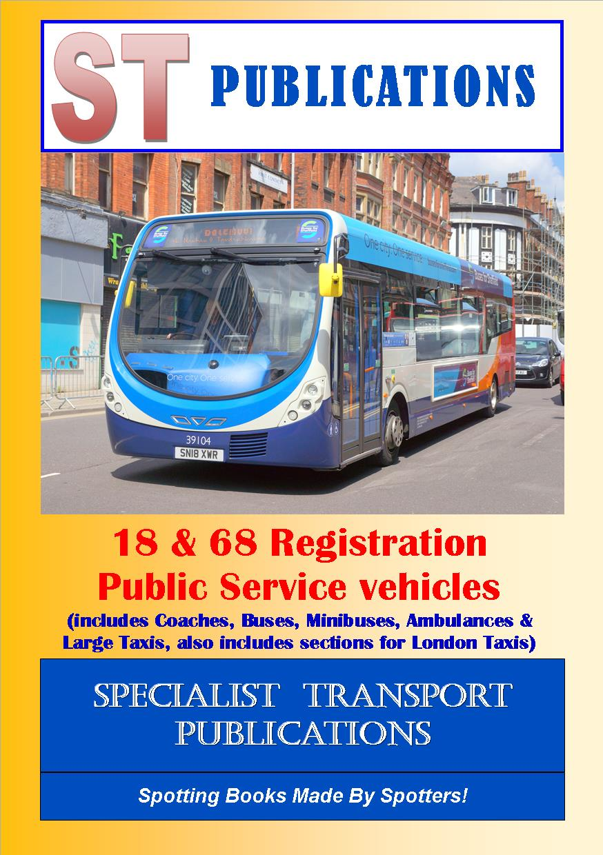 Cover of Independent Bus & Coach Fleets South 2019