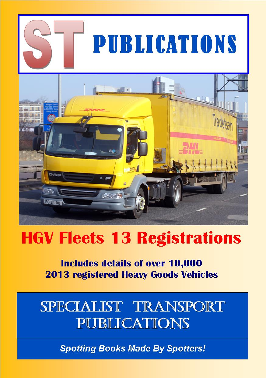 Cover of Independent Bus & Coach Fleets North 2018