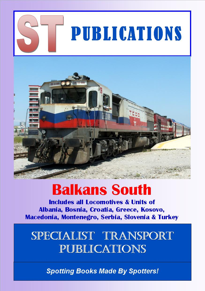 Cover of Balkans South
